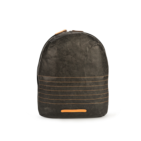 DuPont Tyvek Ultra Slim Backpack-BLACK