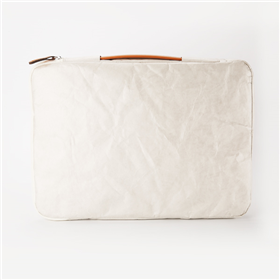 "DuPont Tyvek Ultra Slim Sleeve for Macbook 13""-WHITE"