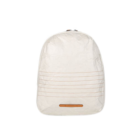 DuPont Tyvek Ultra Slim Backpack-WHITE